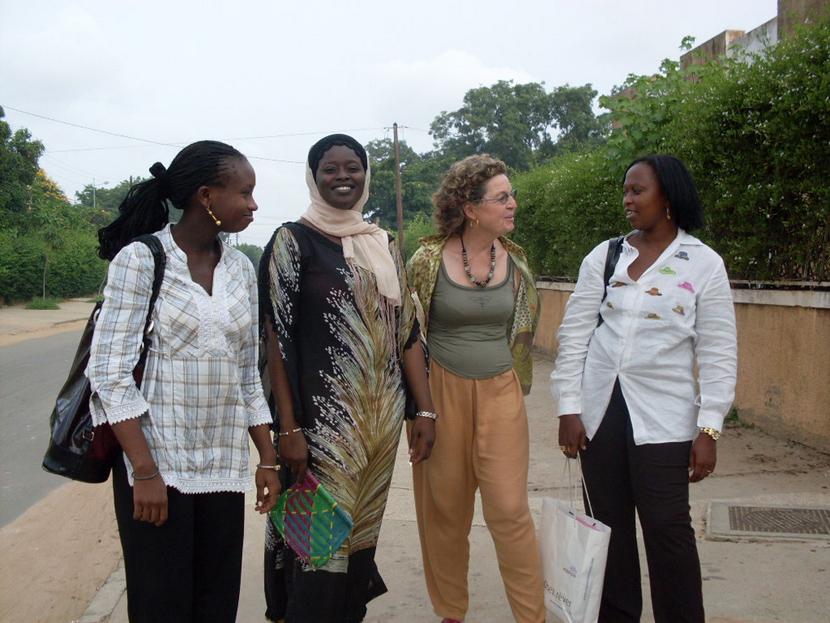 Les femmes, le coeur vivant de l'Afrique...