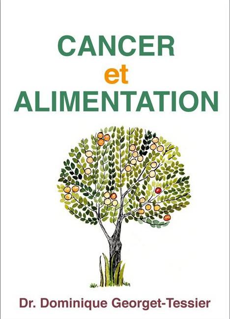 Couverture du livre Cancer et alimentation